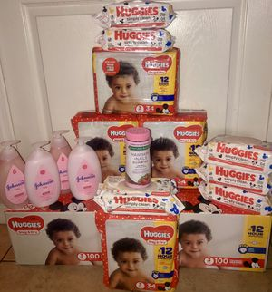 Diapers bundle for Sale in Tampa, FL