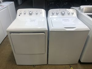 Reconditioned washer and dryer set with warranty for Sale in Chicago, IL