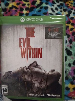 The Evil Within. Xbox one for Sale in Madison Heights, VA