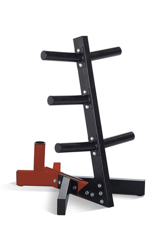 Cap Barbell Olympic Plate Tree Storage Rack for Sale in Montclair, CA