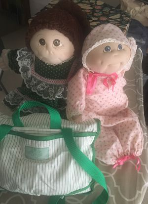 """Handmade """"Cabbage Patch Kids"""" dolls and clothes for Sale in Oakland, CA"""