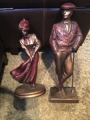 Bronze Golfers (Austin Sculptures) for Sale in Coppell, TX