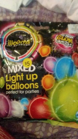 Illooms led ballons for Sale in Pittsburg, CA