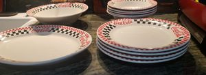 Collectable CocaCola dish set for Sale in Lakeside, TX