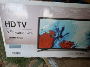 New Samsung tv 32 for Sale in Grandview Heights, OH