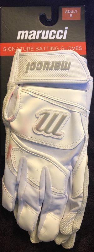 Marucci Signature Baseball Batting Gloves for Sale in Hacienda Heights, CA