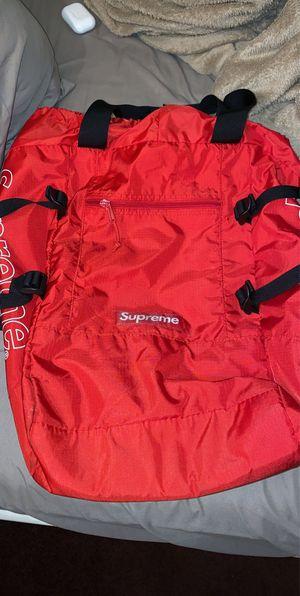 Supreme backpack for Sale in Fresno, CA