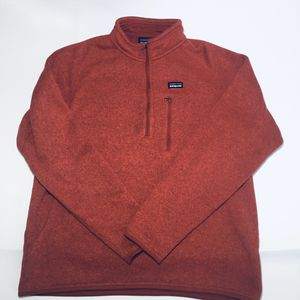 Patagonia Synchilla Marsupial Fleece 1/4 Zip Mens Size XL for Sale in Winchester, CA