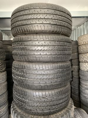 Set of used tires like new 285/50/20 for Sale in NC, US
