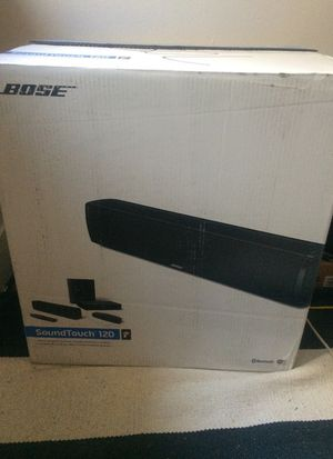 Bose home theater soundtouch 120 for Sale in Detroit, MI