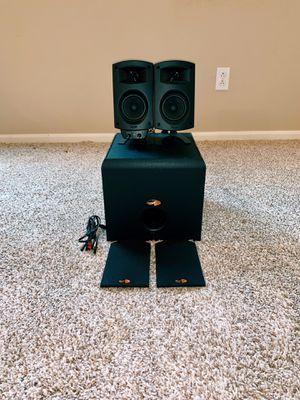 Klipsch 2.1 Surround Speakers for Sale in Denver, CO