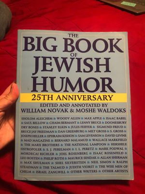 The Big Book of Jewish Humor for Sale in Walnut, CA