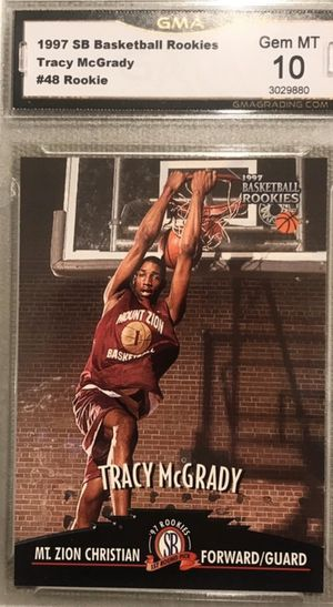 Tracy McGrady rookie card for Sale in Hayward, CA