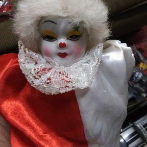 Vintage China Porcelain Doll for Sale in Cleveland, OH