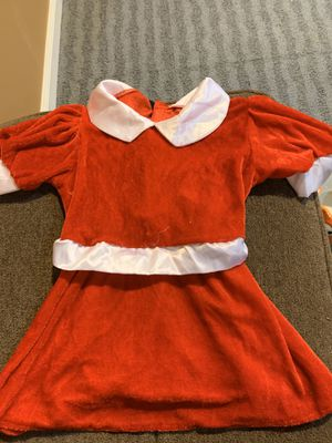 Annie costume child's size small fits like a 2-4 $5 for Sale in Manalapan Township, NJ