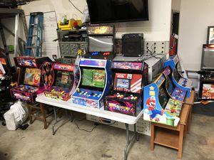 Arcade games (bartops) for Sale in Los Angeles, CA