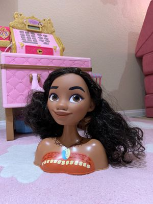 Moana head for hair styles for Sale in Chula Vista, CA