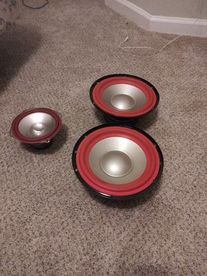 Subwoofer speakers turbo boosted for Sale in Nashville, TN