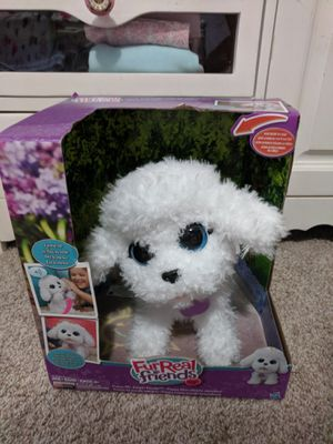Furreal friends Poppy jumping poodle for Sale in Concord, NC