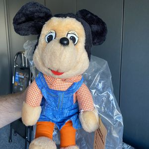 Vintage Stuffed Minnie Mouse Doll for Sale in Gilbert, AZ
