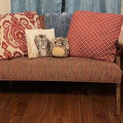 Small Sofa (decor not Included) for Sale in St. Petersburg,  FL