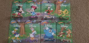 Disney Hotwheels set for Sale in Phoenix, AZ