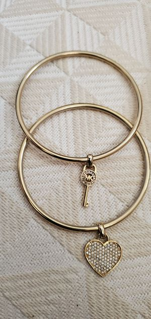 Set of Michael Kors Bangles for Sale in North Palm Beach, FL