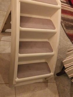 Pet Steps In Good Condition Nothing Wrong for Sale in Bakersfield,  CA