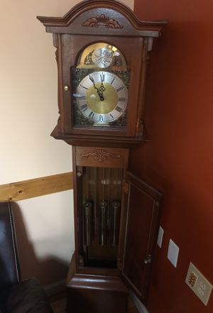 Tempus Fugit Grandfather Clock for Sale in Middle River, MD