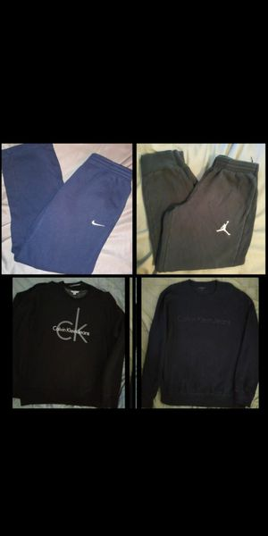 Men's clothes size L/XL. $45 for all for Sale in El Monte, CA