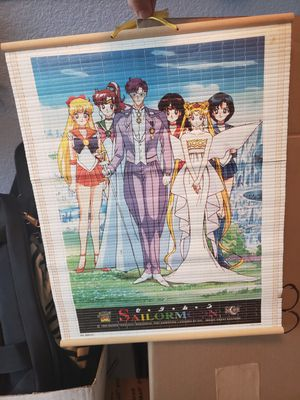 Sailor moon scroll for Sale in Fort Worth, TX