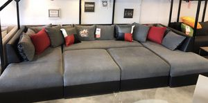 Sectional Sofa Package - Also Available in Other Colors for Sale in Miami, FL