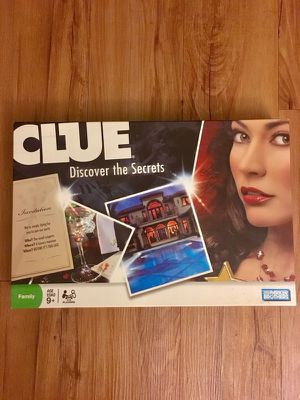 Clue Board Game for Sale in Austin, TX