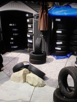 Tires For Cars And Trucks All New for Sale in Bakersfield,  CA
