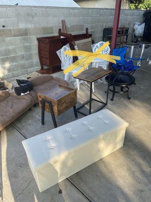 Cosas for Sale in Whittier, CA