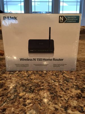 Brand New D-Link Wireless N 150 Router for Sale in Pittsburgh, PA