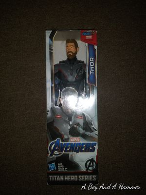 Marvel Avengers Thor Action Figure-NEW for Sale in Valley Grande, AL