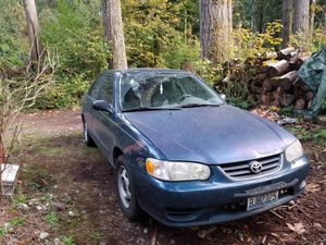 2001 Toyota Corolla for Sale in Index, WA