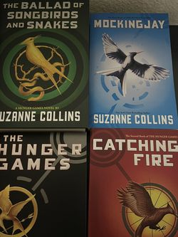 Hunger Games Collection Books for Sale in Las Vegas,  NV