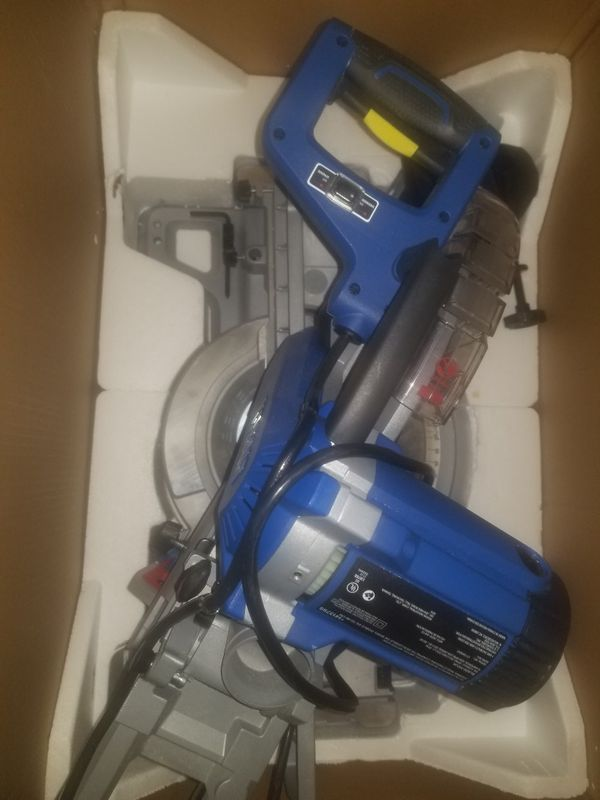 Kobalt Miter Saw 12 In 15 Amp Double Bevel For Sale In