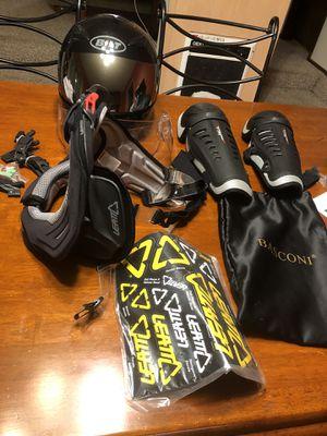 Motorcycle gear - $100 all obo for Sale in Seattle, WA