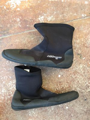fishing, reef, dive booties men size 11. $20 for Sale in Los Angeles, CA