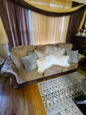 Love seat and sofa set for sale for Sale in Boston, MA