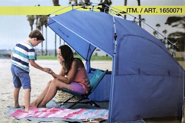 Tent quick sets up