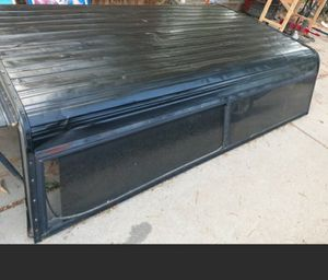 GMC camper shell for Sale in Denver, CO