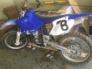 Motorcycle Yamaha 426 02 runs very strong for Sale in Garland, TX