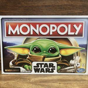 Mandalorian Monopoly Set for Sale in Las Vegas, NV