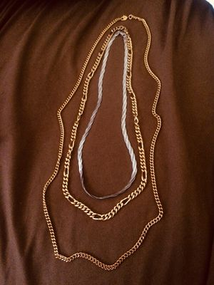 Jewelry-pendants/chains/bracelets/pins for Sale in San Mateo, CA