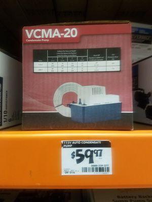 Central AC condensation pump for Sale in New Brunswick, NJ