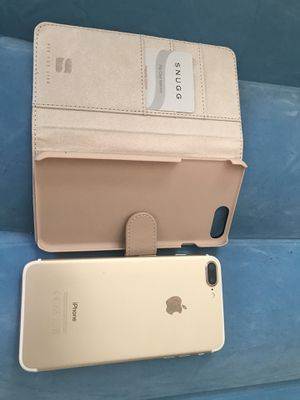 iPhone 7 Plus unlocked for any carrier excellent 128g for Sale in Los Angeles, CA